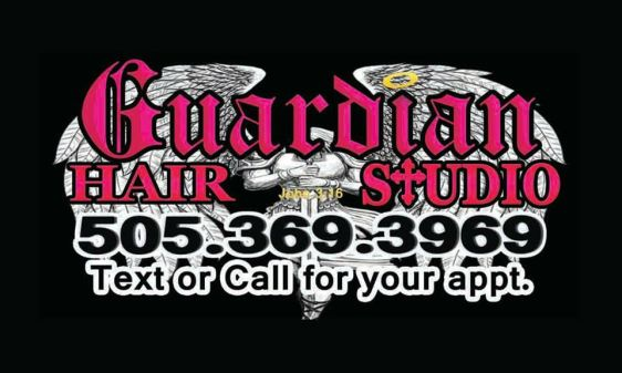 Protect your image at the guardian hair studio!