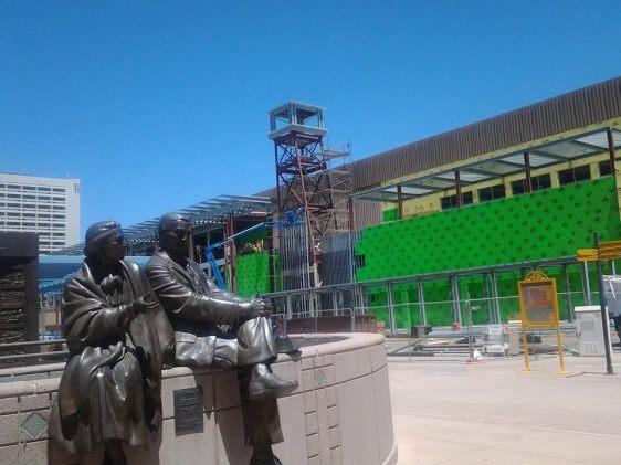 Albuquerque Convention center Getting New facelift