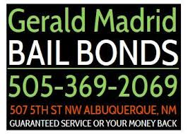 gerald madrid bailbonds